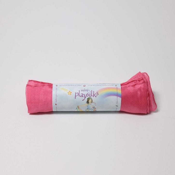 Grimms Kleine Spiel-Seide, rosa