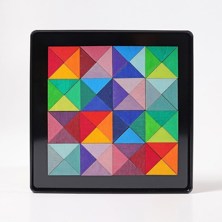 Grimms Magnetspiel Dreiecke