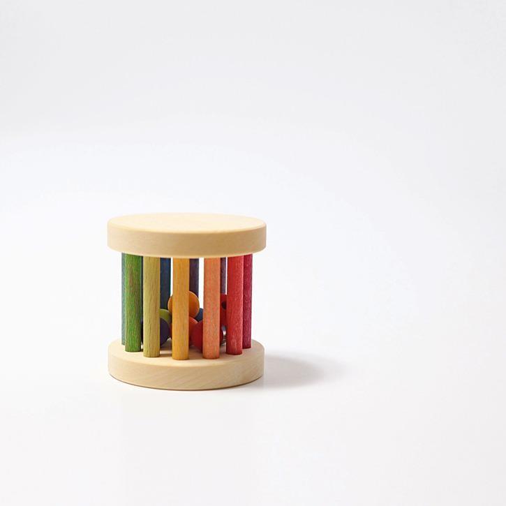 Grimms Mini Babyroller, Regenbogenfarben