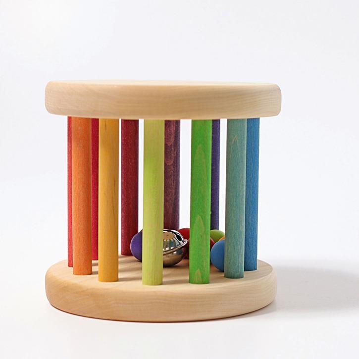 Grimms Regenbogen Baby Roller