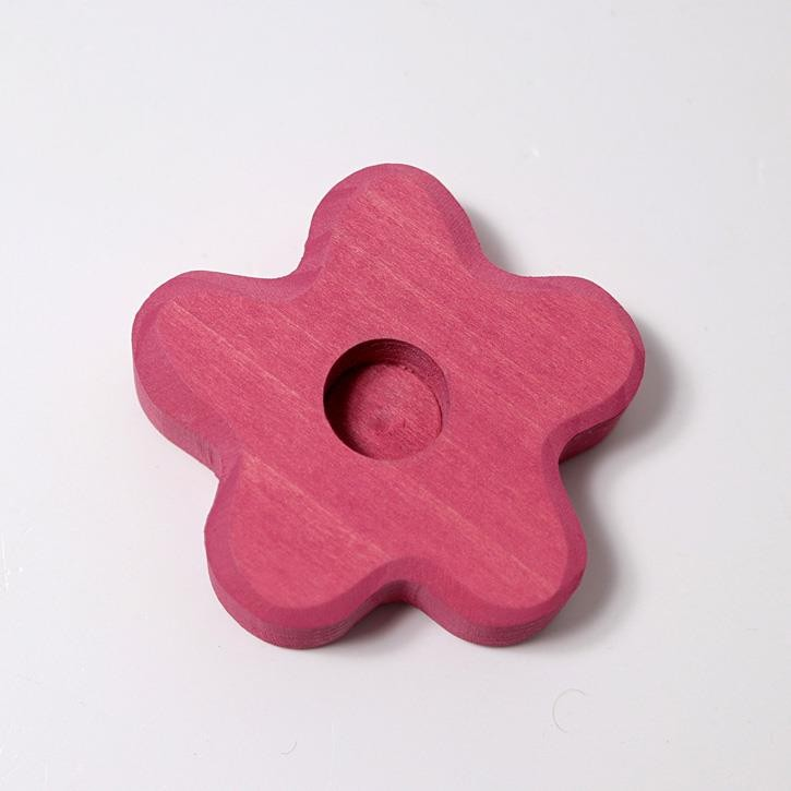 Grimms rosa Blume