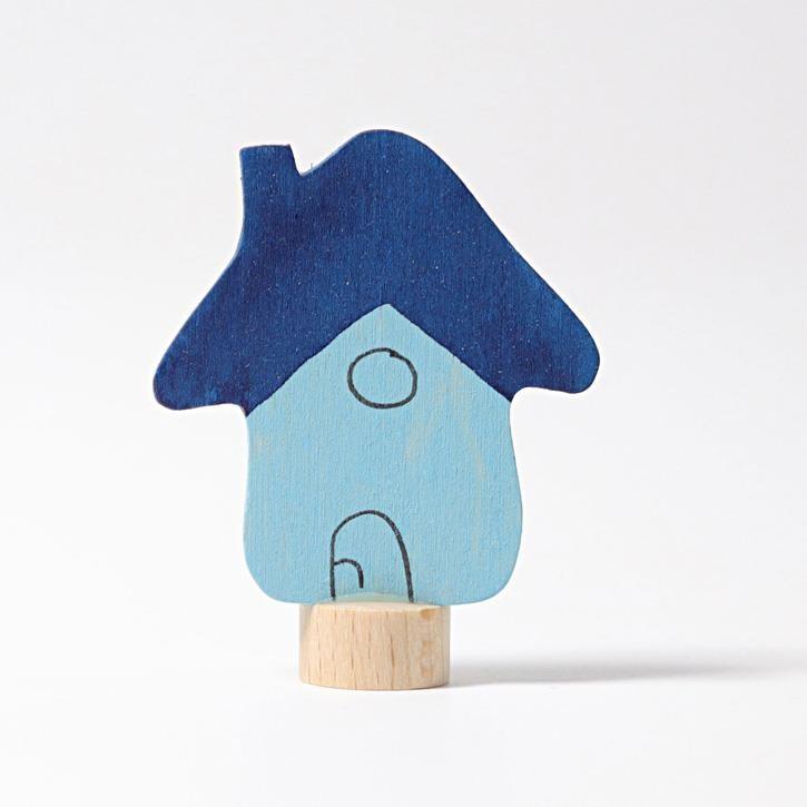 Grimms Stecker blaues Haus