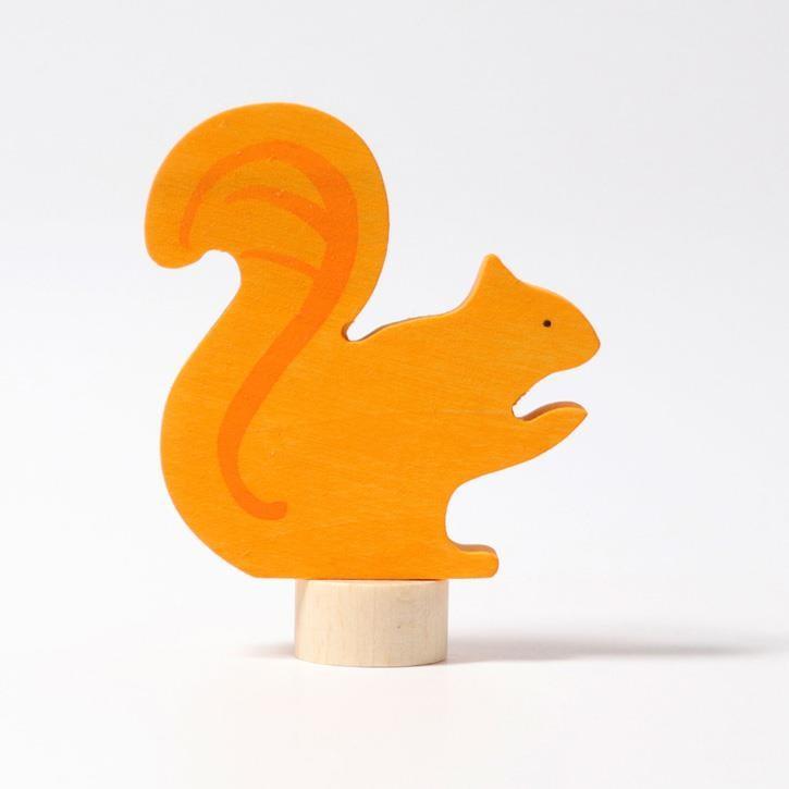 Grimms Stecker orangenes Eichhörnchen