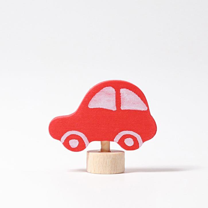 Grimms Stecker rotes Auto