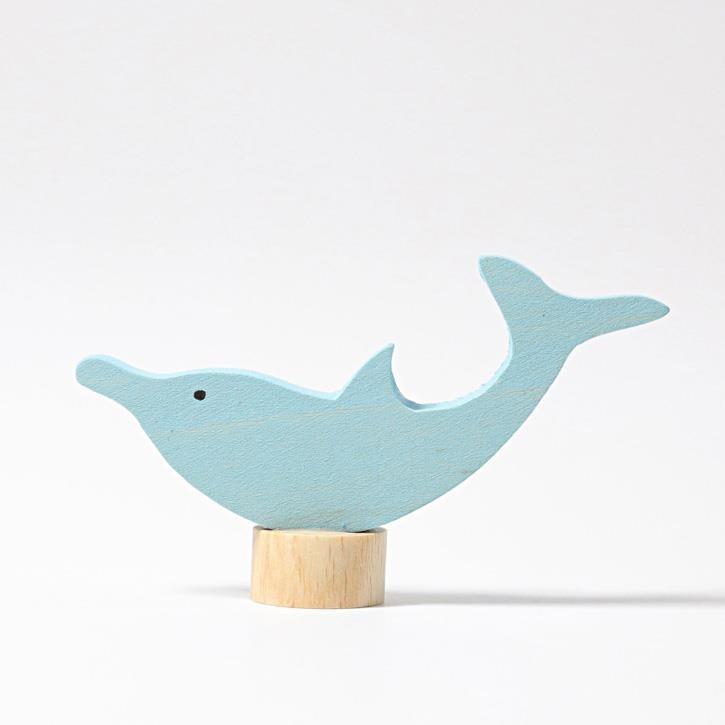 Grimms Steckfigur Delphin
