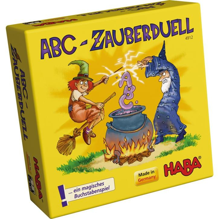 Haba ABC-Zauberduell