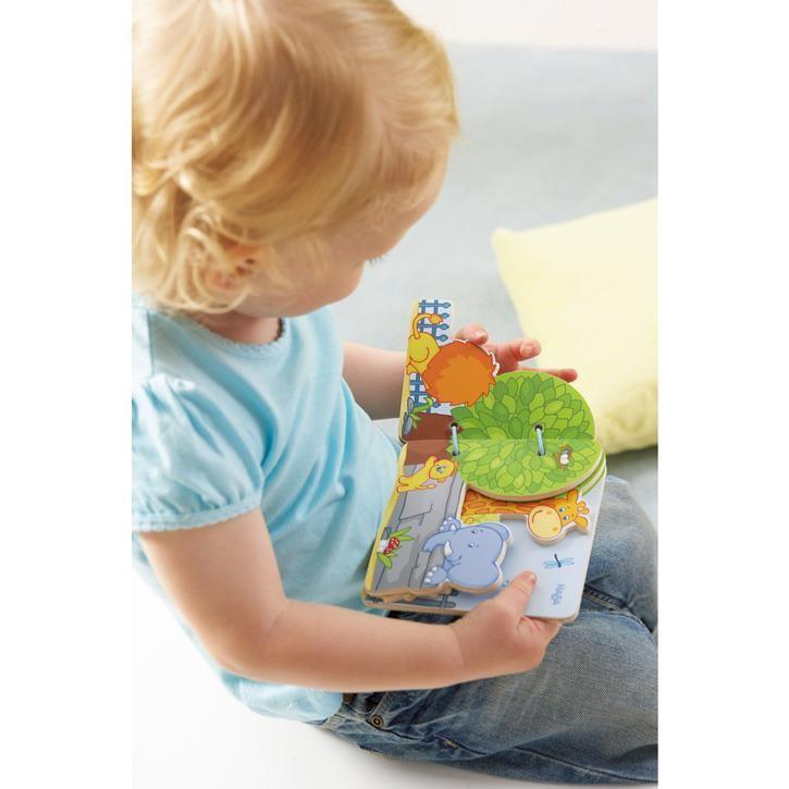 Haba Babybuch Zoofreunde