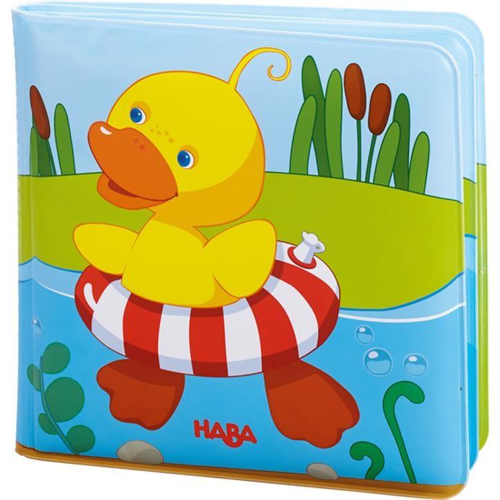 Haba Badebuch Schwimmente