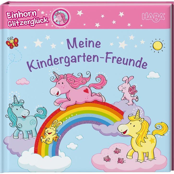 Haba Einhorn Glitzerglück - Meine Kindergarten-Freunde