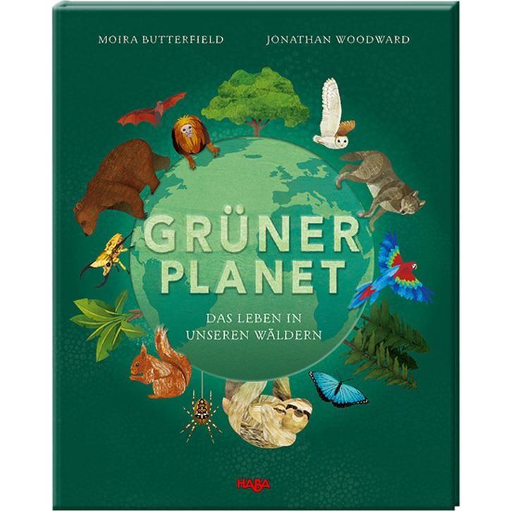 Haba Grüner Planet – Das Leben in unseren Wäldern