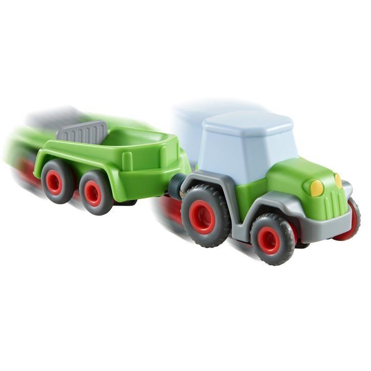 Haba Kullerbü – Traktor mit Anhänger