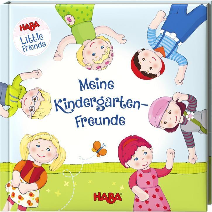 Haba Little Friends – Meine Kindergarten-Freunde
