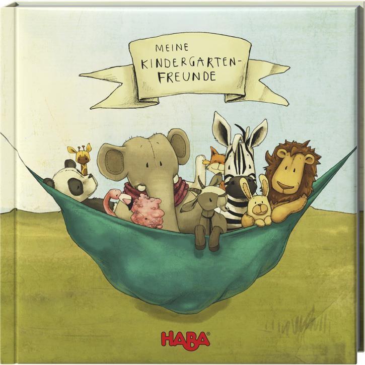 Haba Löwe Udo - Meine Kindergarten-Freunde