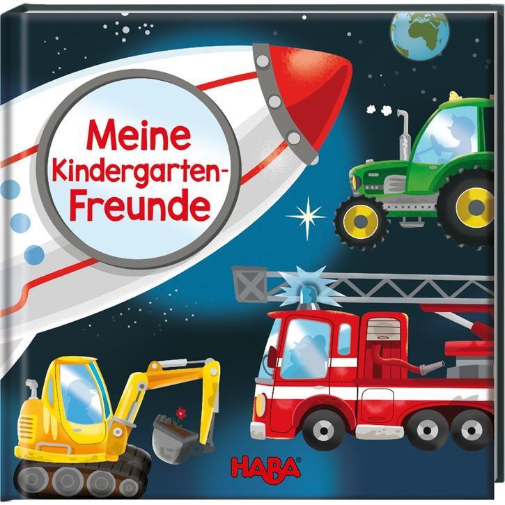 Haba Meine Kindergarten-Freunde – Fahrzeuge