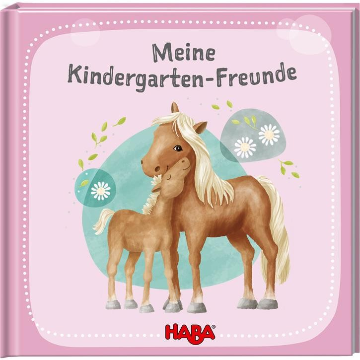 Haba Meine Kindergarten-Freunde – Pferde