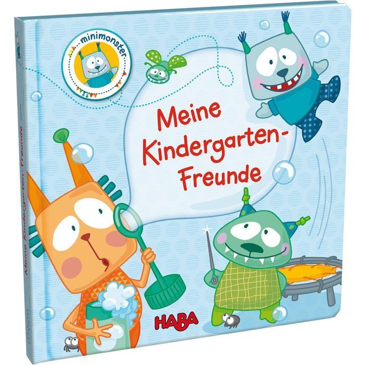 Haba Minimonster – Meine Kindergarten-Freunde