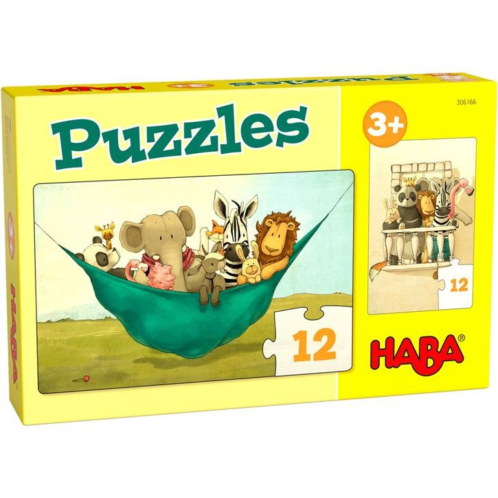 Haba Puzzles Löwe Udo