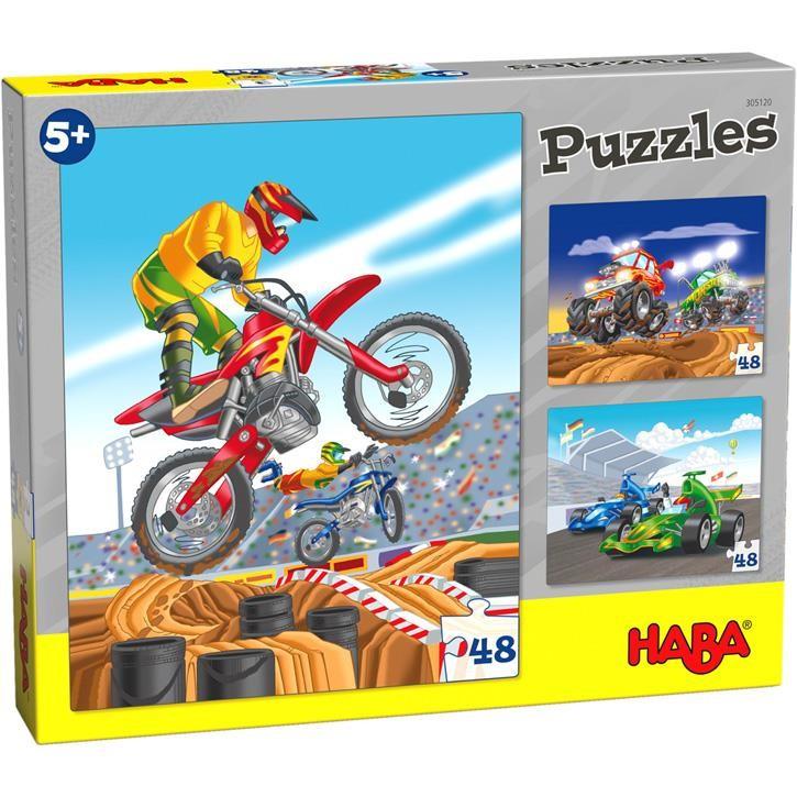 Haba Puzzles Motorsport