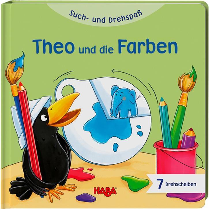 Haba Such- und Drehspaß – Theo und die Farben