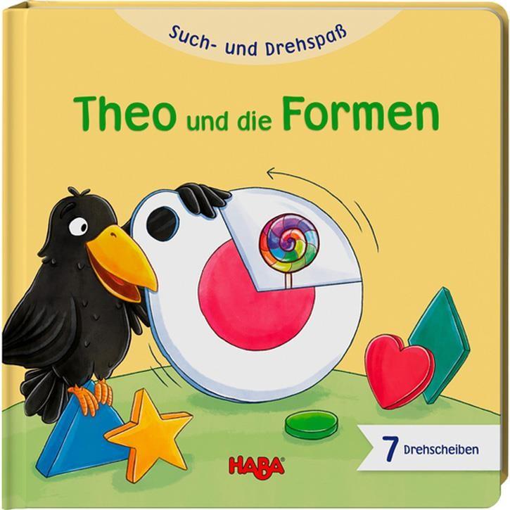 Haba Such- und Drehspaß – Theo und die Formen
