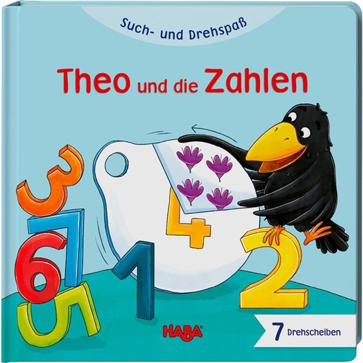 Haba Such- und Drehspaß – Theo und die Zahlen