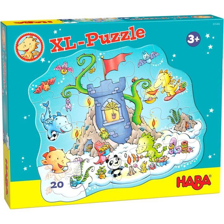Haba XL Puzzle Drache Funkelfeuer