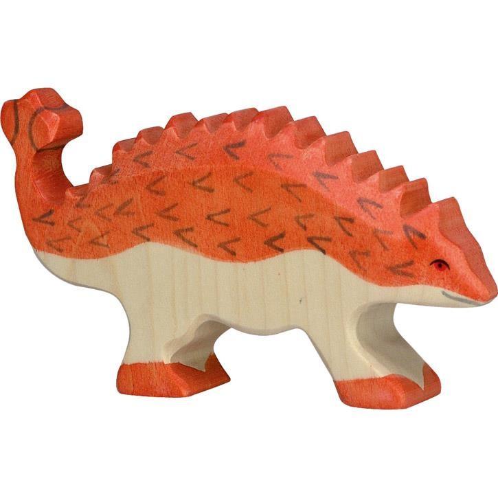 HOLZTIGER Ankylosaurus 80341 3+ Holz