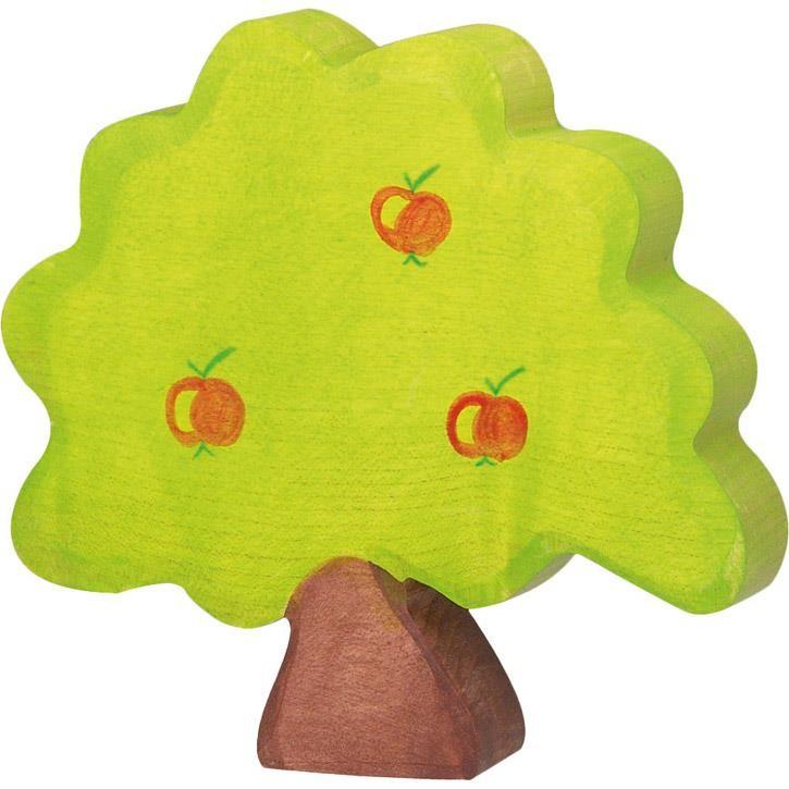 HOLZTIGER Apfelbaum, klein 80217 3+ Holz