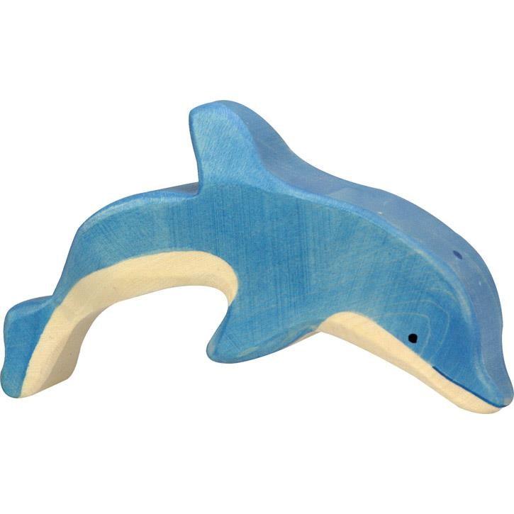HOLZTIGER Delfin, springend 80198 3+ Holz