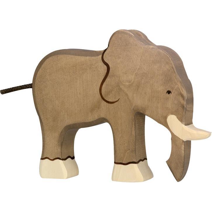 HOLZTIGER Elefant 80147 3+ Holz