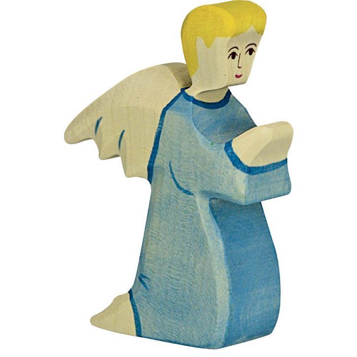 HOLZTIGER Engel 2, blau 80301 3+ Holz