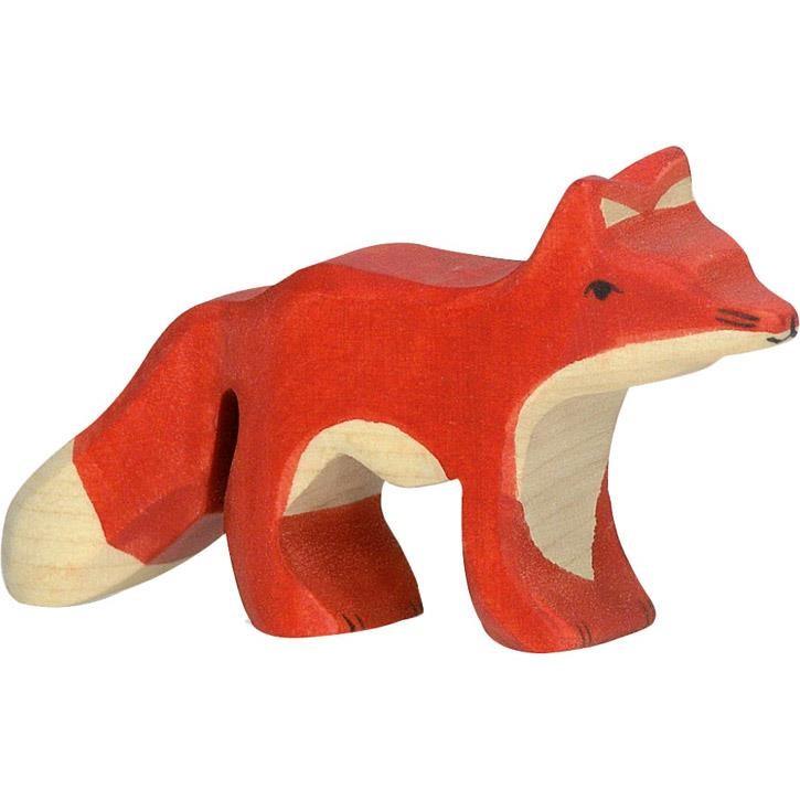HOLZTIGER Fuchs, klein 80096 3+ Holz