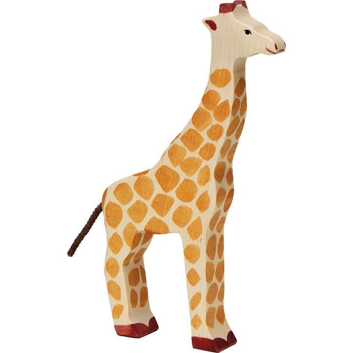 HOLZTIGER Giraffe 80154 3+ Holz