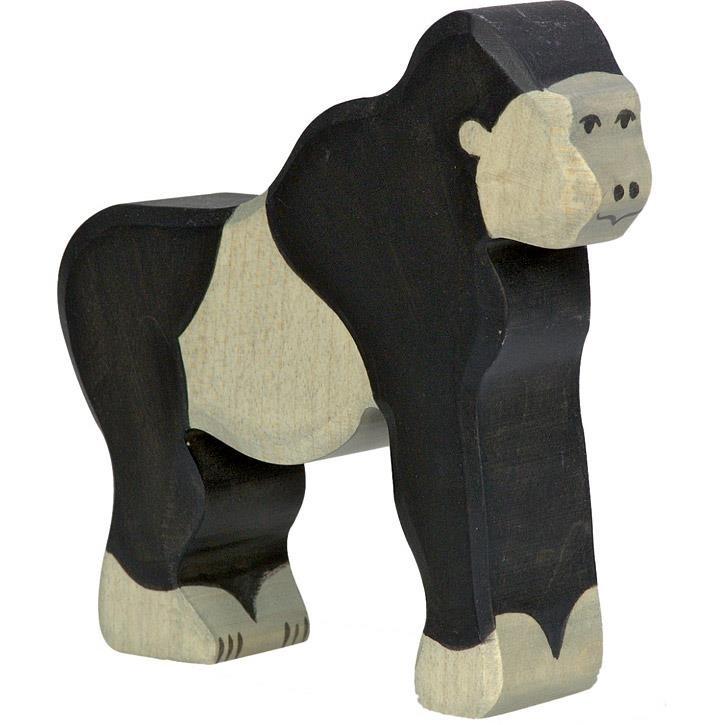 HOLZTIGER Gorilla 80168 3+ Holz