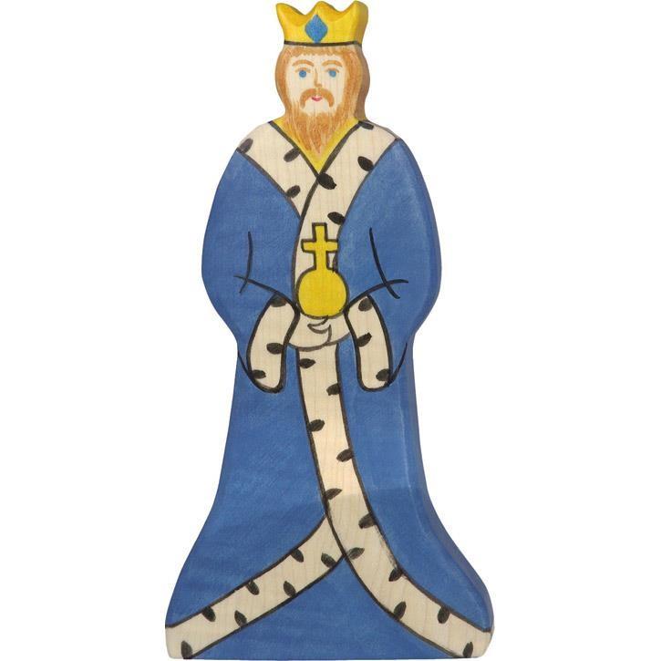 HOLZTIGER König 80237 3+