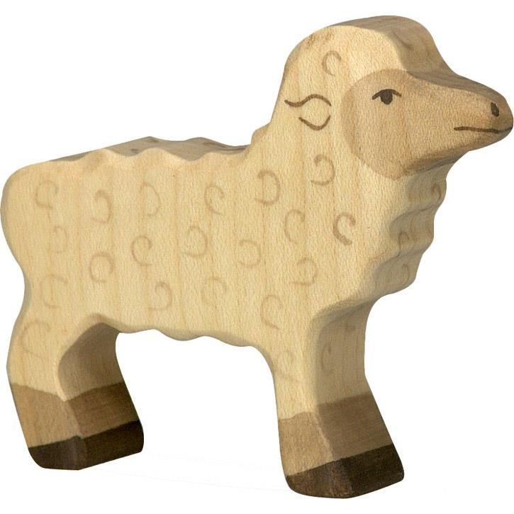 HOLZTIGER Lamm 80076 3+ Holz