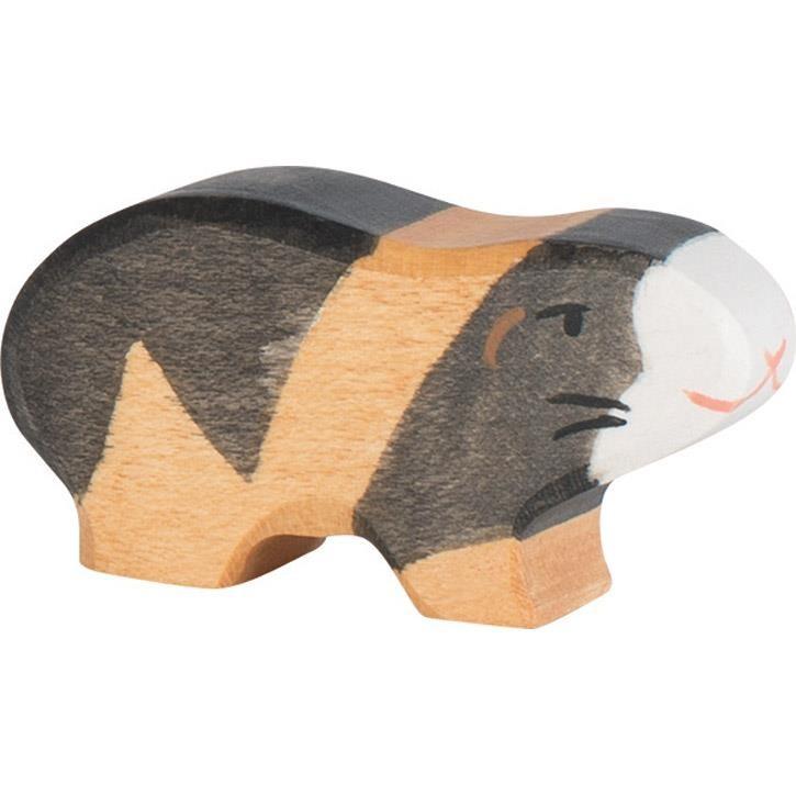 HOLZTIGER Meerschweinchen 80543 3+ Holz