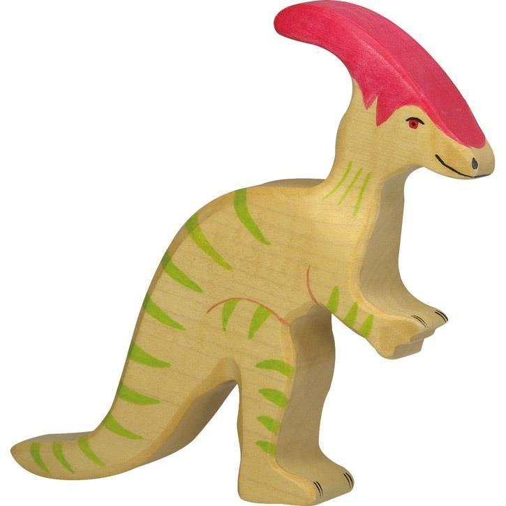 HOLZTIGER Parasaurolophus 80340 3+ Holz