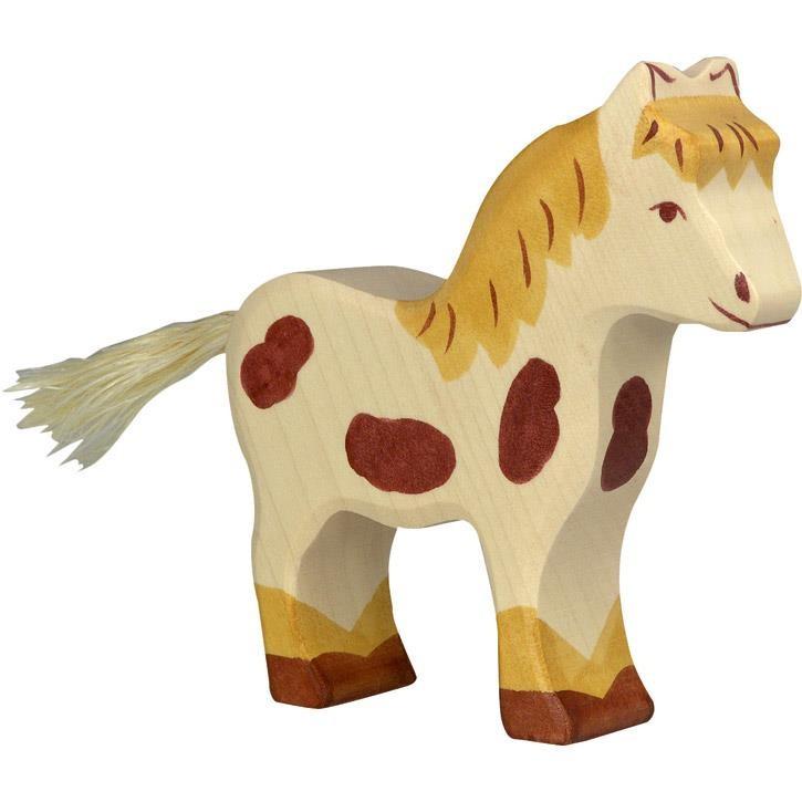 HOLZTIGER Pony 80044 3+ Holz