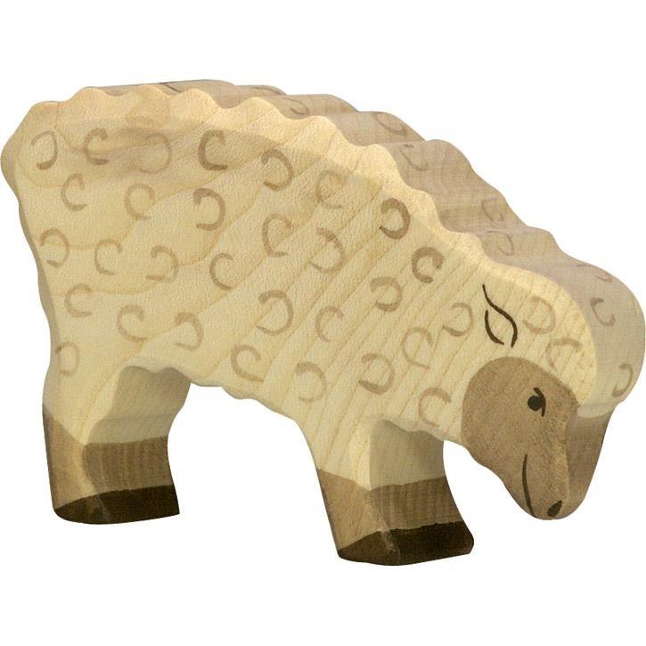 HOLZTIGER Schaf, fressend 80072 3+ Holz