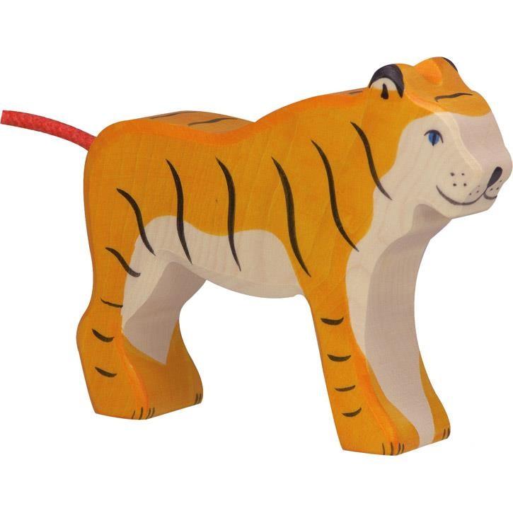 HOLZTIGER Tiger, stehend 80136 3+ Holz