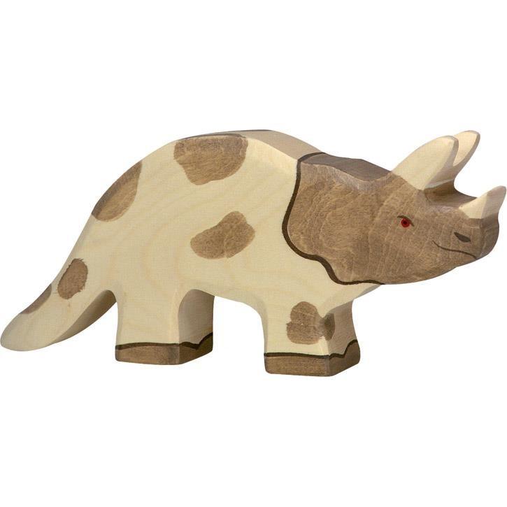 HOLZTIGER Triceratops 80336 3+ Holz