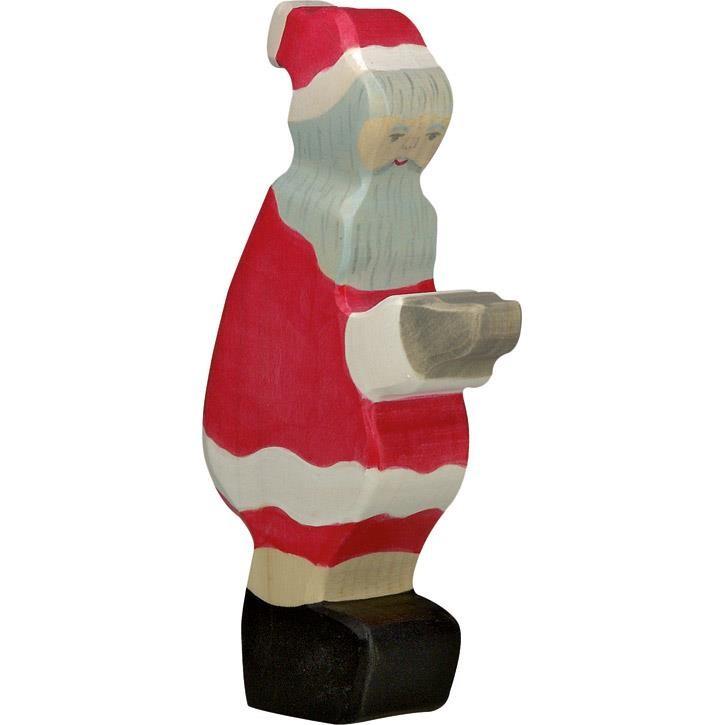 HOLZTIGER Weihnachtsmann 80318 3+ Holz
