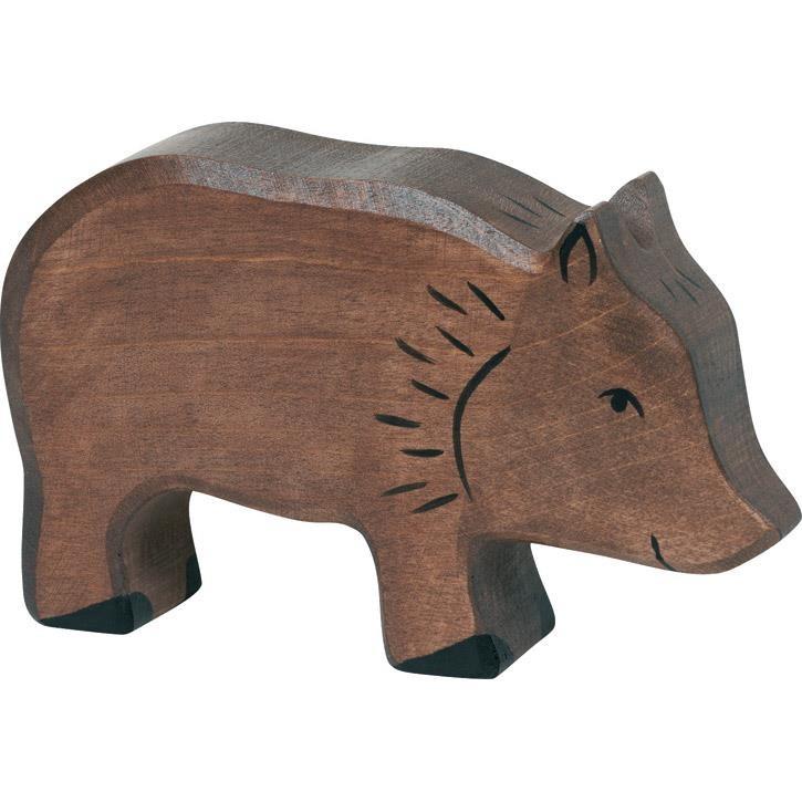 HOLZTIGER Wildschwein 80359 3+ Holz