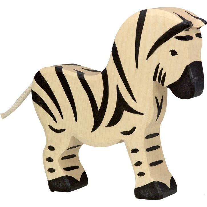 HOLZTIGER Zebra 80151 3+ Holz