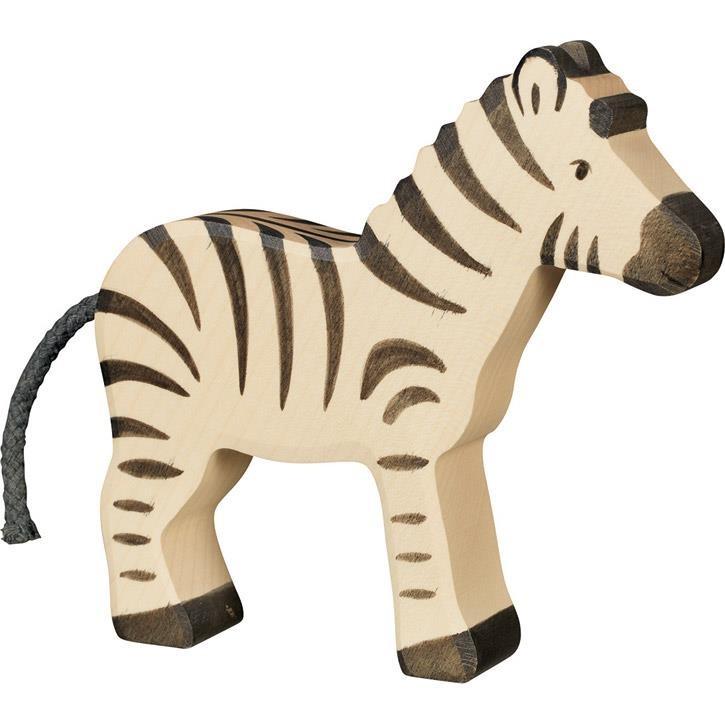 HOLZTIGER Zebra 80568 3+ Holz