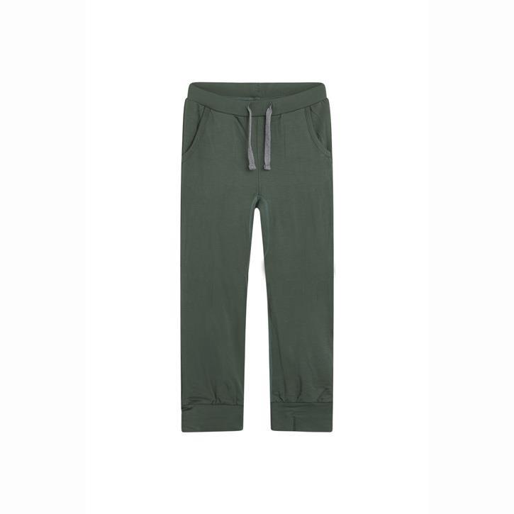 Hust & Claire Gunni - bequeme Jogginghose Duck green 95% Bambus/5%EL