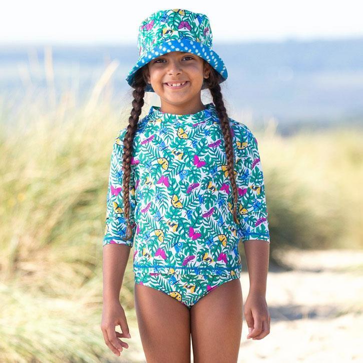Kite Flutterby Shirt mit UV-Schutz  83% Nylon, 17% Elasthan