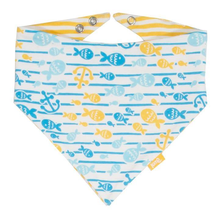 Kite Wendelätzchen Fisch (GOTS) Multi OS