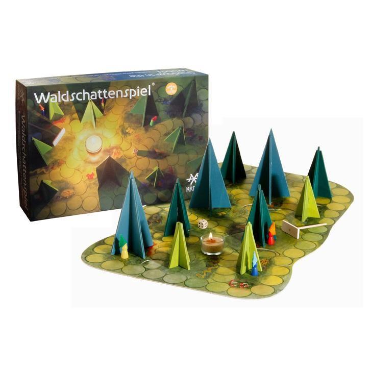 Kraul Märchenhaftes Waldschattenspiel 7110 Spiel Gut